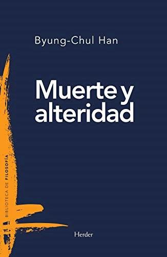 LIBRO MUERTE Y ALTERIDAD