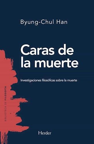 LIBRO CARAS DE LA MUERTE