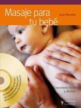 Libro Masaje Para Tu Bebe