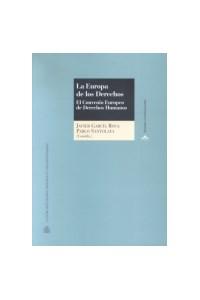 Papel La Europa De Los Derechos. El Convenio Europ