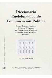 Papel Diccionario Enciclopedico De Comunicacion Politica