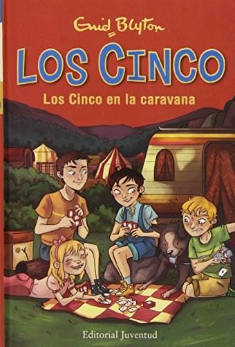 Libro 5. Los Cinco En La Caravana