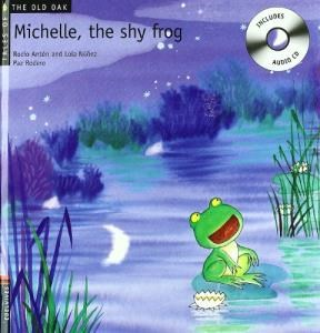 Papel Michelle, The Shy Frog