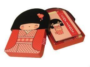 Libro Kokeshi Caja Cumpleaños
