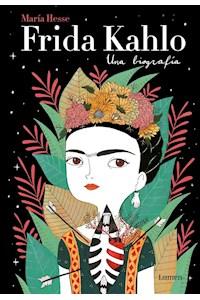 Papel Frida Kahlo. Una Biografia