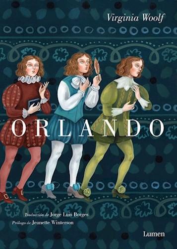 Papel ORLANDO (EDICION ILUSTRADA) (CARTONE)