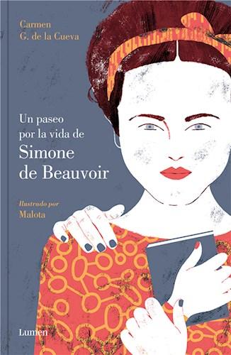 E-book Un Paseo Por La Vida De Simone De Beauvoir