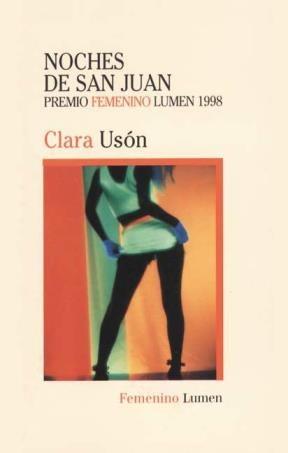 Papel NOCHES DE SAN JUAN [PREMIO FEMENINO LUMEN 1998] (LUMEN FEMENINO)