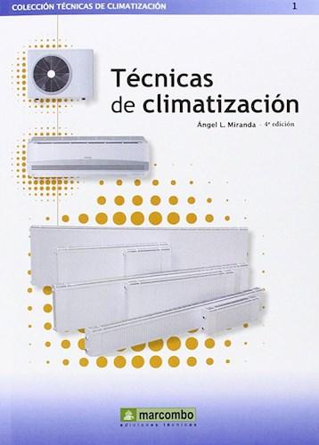 Libro Tecnicas De Climatizacion