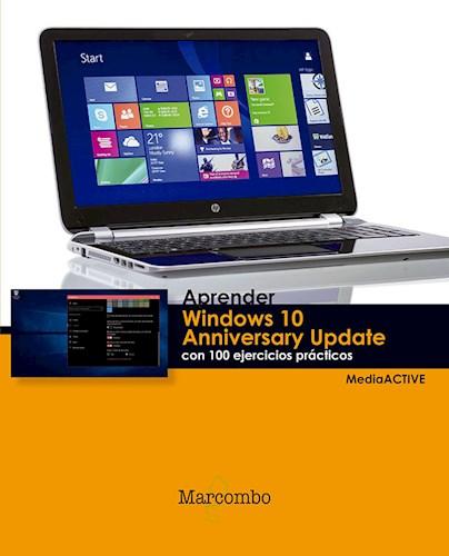 Libro Aprender Windows 10 Anniversary Update