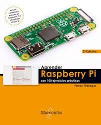 Libro Aprender Raspberry Pi Con 100 Ejercicios Practicos