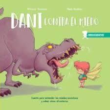 Libro Dani Contra El Miedo