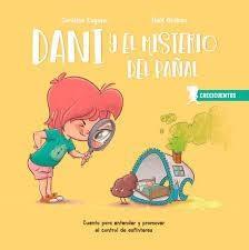 Libro Dani Y El Misterio Del Pañal