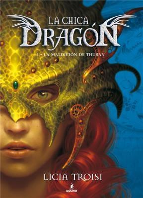 E-book La Chica Dragón I