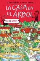 Papel Casa Del Arbol De 13 Pisos, La