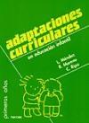 Papel ADAPTACIONES CURRICULARES EN EDUCACION INFANTIL