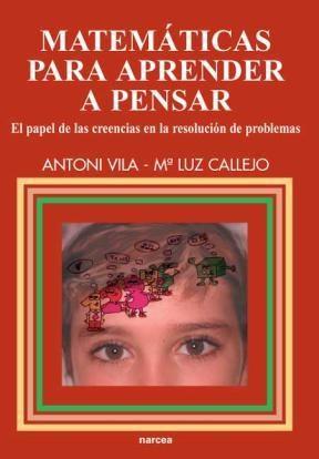 E-book Matemáticas Para Aprender A Pensar