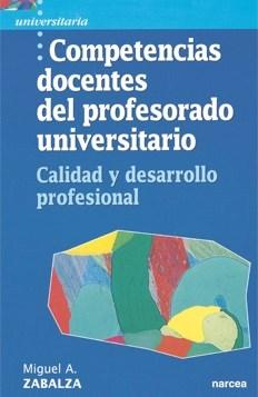 E-book Competencias Docentes Del Profesorado Universitario