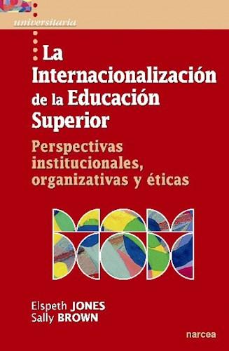 Papel LA INTERNACIONALIZACION DE LA EDUCACION SUPE