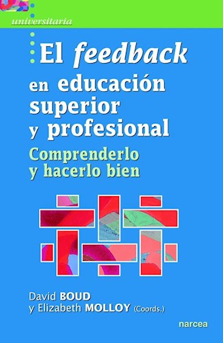 Papel EL FEEDBACK EN EDUCACIÓN SUPERIOR Y PROFESIONAL