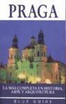 Libro Praga  Blue Guide