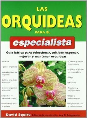 Papel Orquideas Para El Especialista, Las