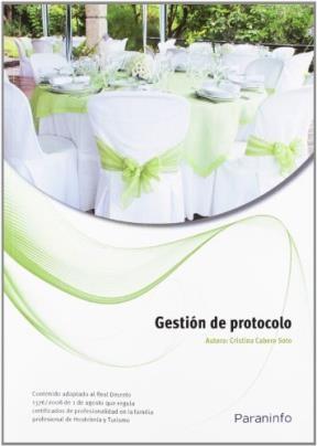 Libro Gestion De Protocolo