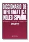 Papel Diccionario De Informatica Ingles - Español