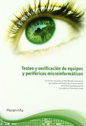 Papel Testeo Y Verificacion De Equipos Y Perifericos Microinformaticos