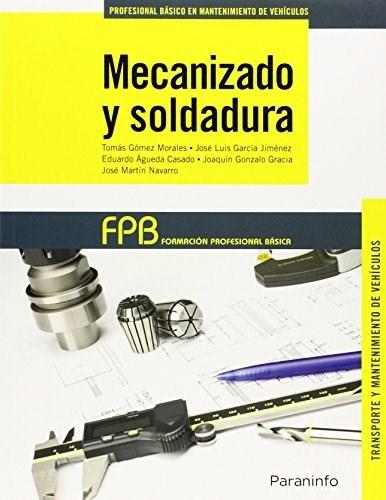 Libro Mecanizado Y Soldadura