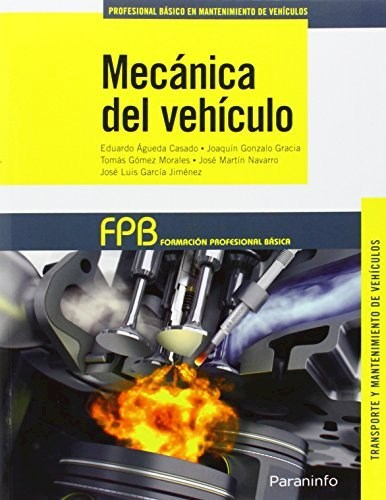 Libro Mecanica Del Vehiculo