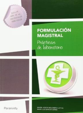 Libro Formulacion Magistral  Practicas De Laboratorio