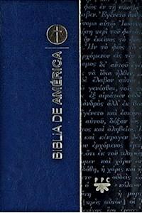 Papel Biblia De América. Manual Azul [Tapa Semiflexible]