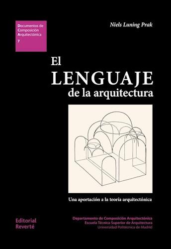 Libro El Lenguaje De La Arquitectura