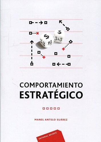 Libro Comportamiento Estrategico
