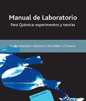 Libro Manual De Laboratorio Para Quimica