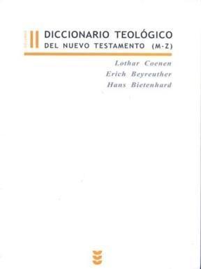 Papel DICC.TEOLOGICO DEL NT VOL II
