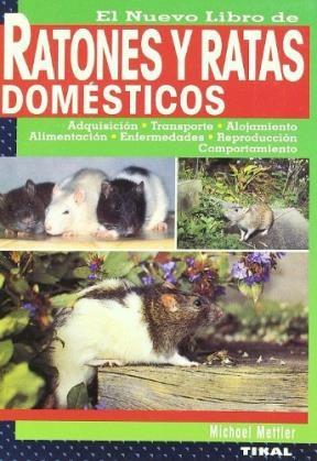 Papel Ratones Y Ratas Domesticos, Nuevo Libro De