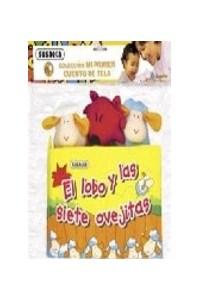 Papel El Lobo Y Las Siete Ovejitas (Mi Primer