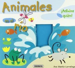 Papel Animales En El Rio Adivina Quien
