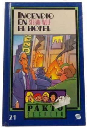Papel Incendio En El Hotel Td