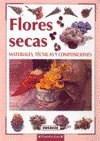 Papel Flores Secas Materiales Tecnicas Y Composic.