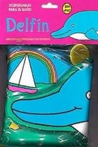 Papel Delfin Libro De Baño Desplegable
