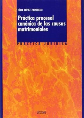 Papel PRACTICA PROCESAL CANONICA DE LAS CAUSAS MATRIMONIALES