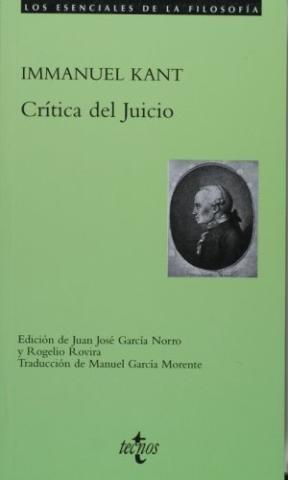 Papel CRITICA DEL JUICIO