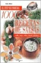 Papel RECETAS 1000 DE SALSAS (TD)