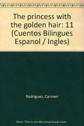 Papel Princesa De Los Cabellos Dorados, La