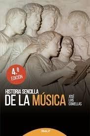 Papel HISTORIA SENCILLA DE LA MUSICA