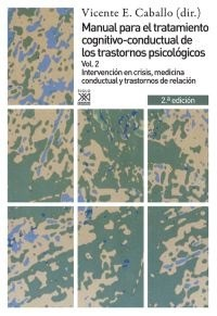 Papel MANUAL PARA EL TRATAMIENTO COGNITIVO-CONDUCTUAL VOL.2 DE LOS