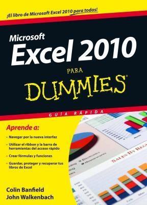 E-book Excel 2010 Para Dummies